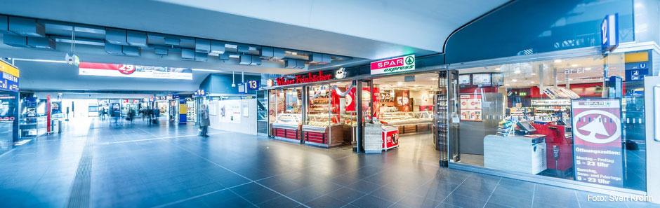 SPAR Express, Berlin Hauptbahnhof