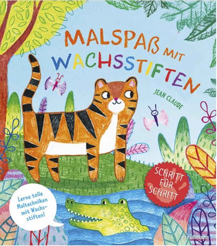 Übersetzung aus dem Englischen + Satz in InDesign, 2018 (Ullmann Medien)