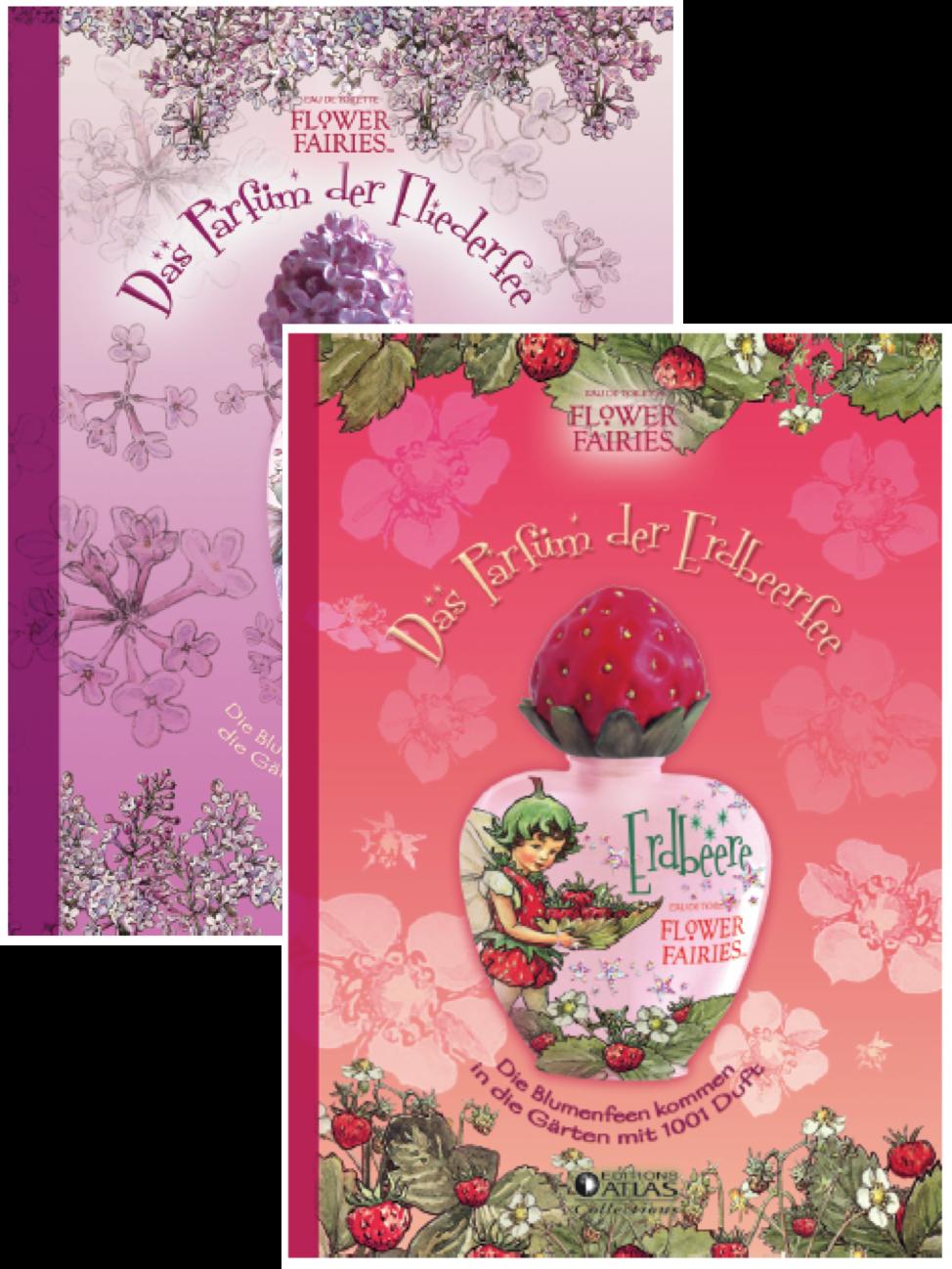 2 Bücher, Übersetzung aus dem Englischen, 2008 (Éditions Atlas)