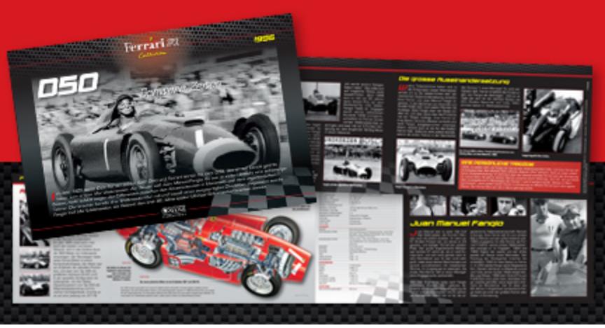 Ferrari Collection, 2016-2017 (Éditions Atlas)