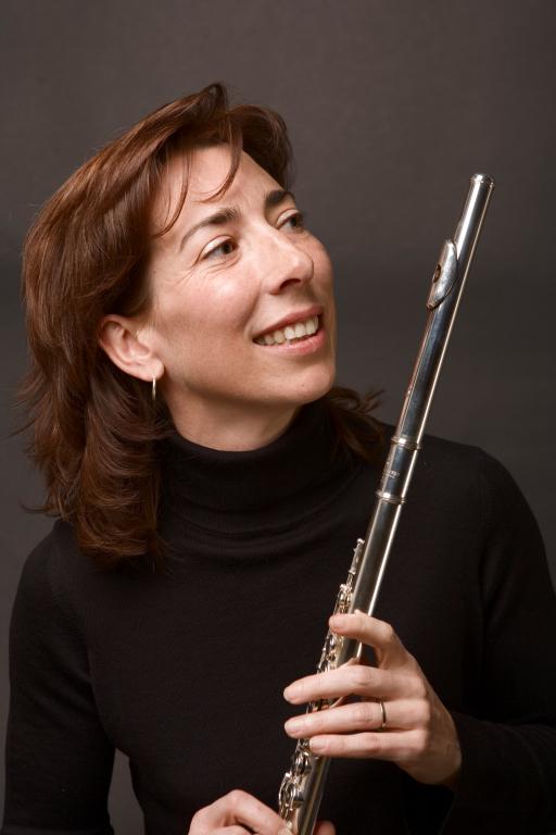 Emmanuelle Ophele flûtiste