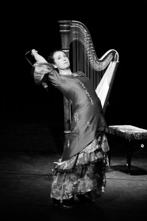 Sophie la Harpiste