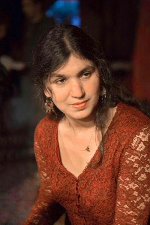 Delia Romanès chanteuse