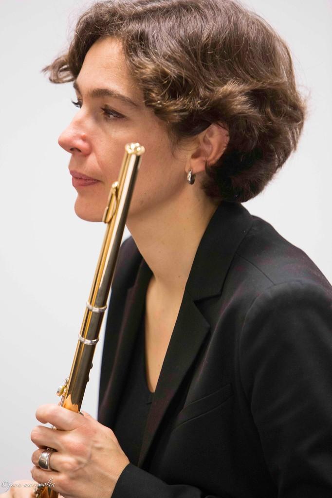 Juliette Hurel Flûtiste