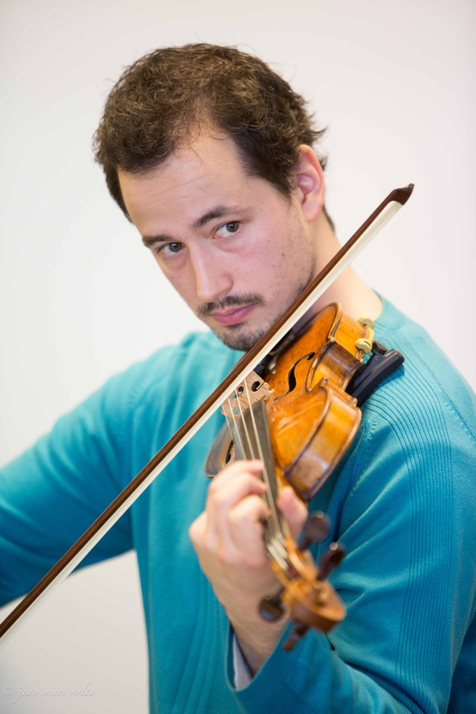 Guillaume Chilemme violoniste