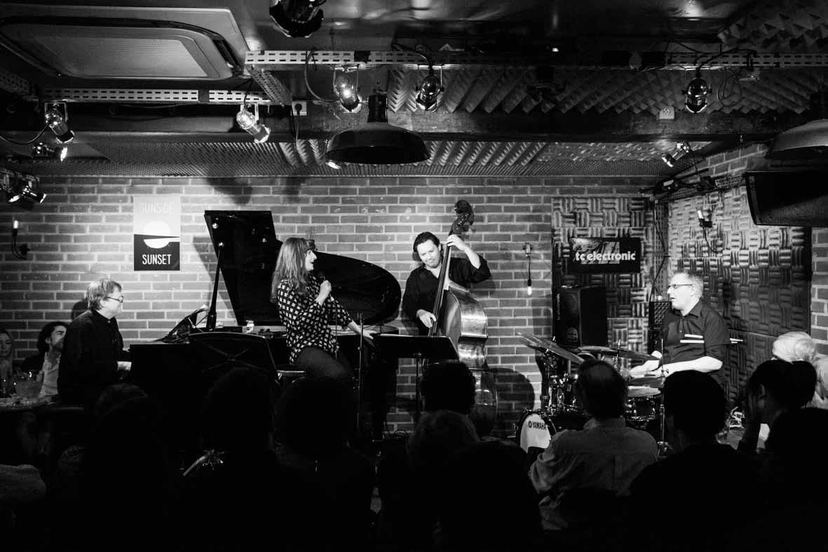 Laurence Allison Quartet