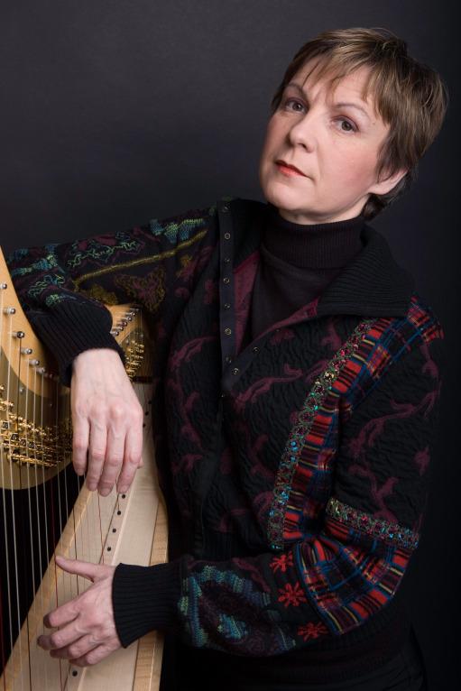 Ghislaine Petit Volta harpiste