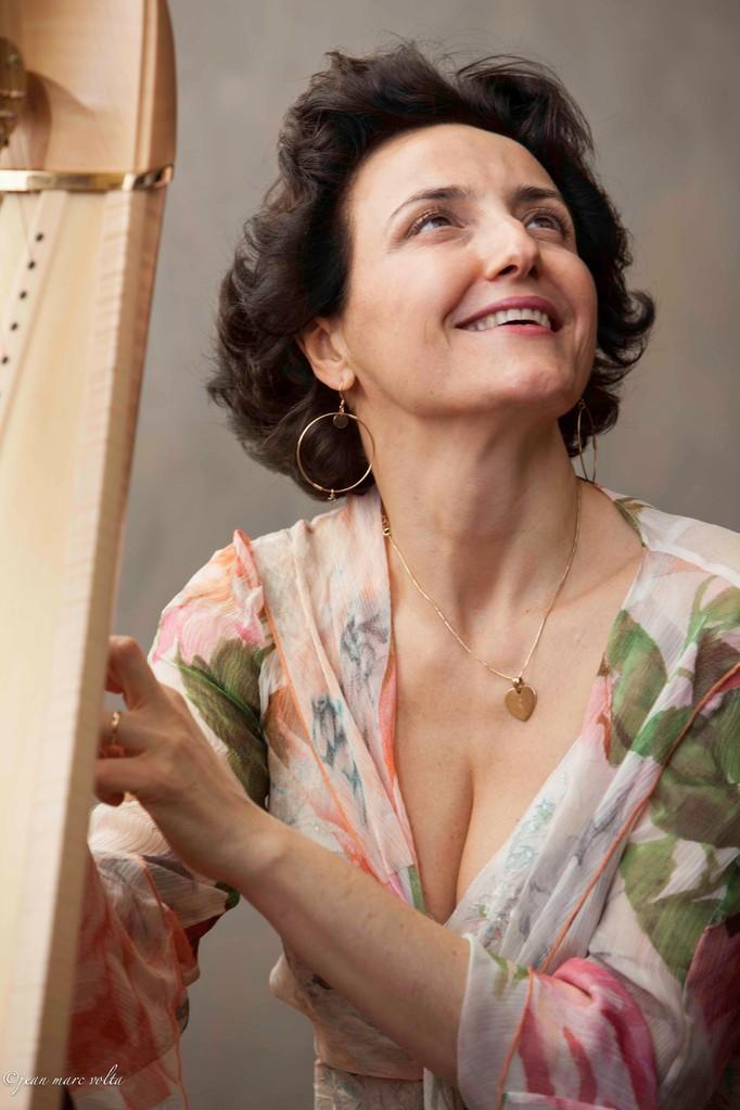 Isabelle Moretti Harpiste