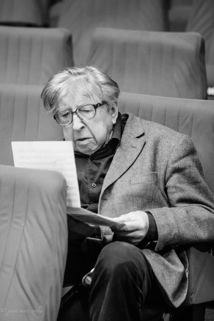 Henri Dutilleux à Radio-France