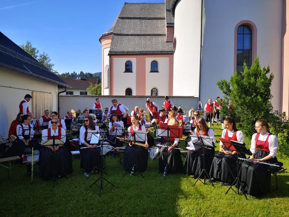 Konzert Kirche Breitenwang