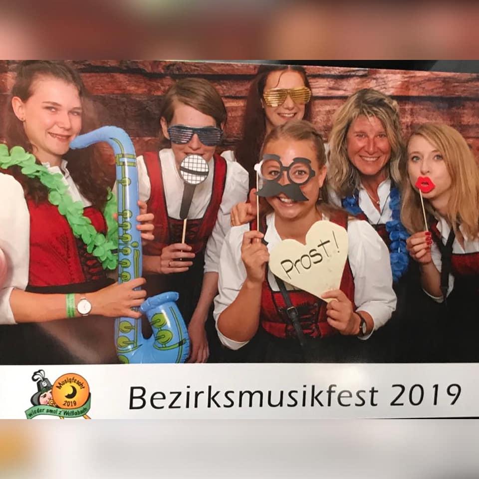 Bezirksmusikfest Weißenbach 2019