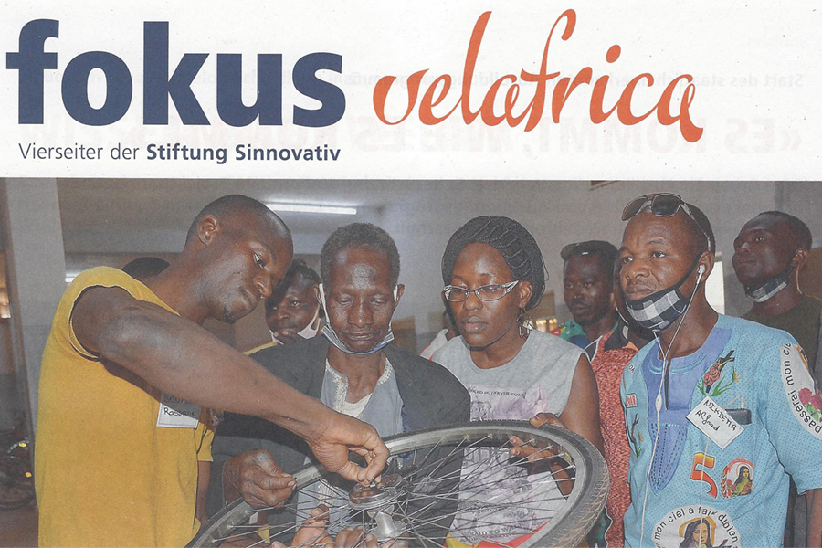 Velafrica schenkt Zukunft