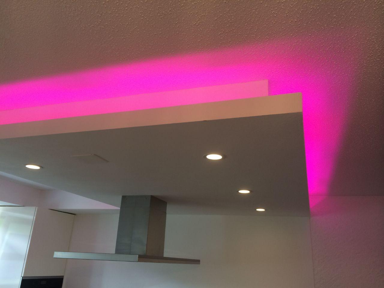 LED Eigenbau mit Farbwechslung