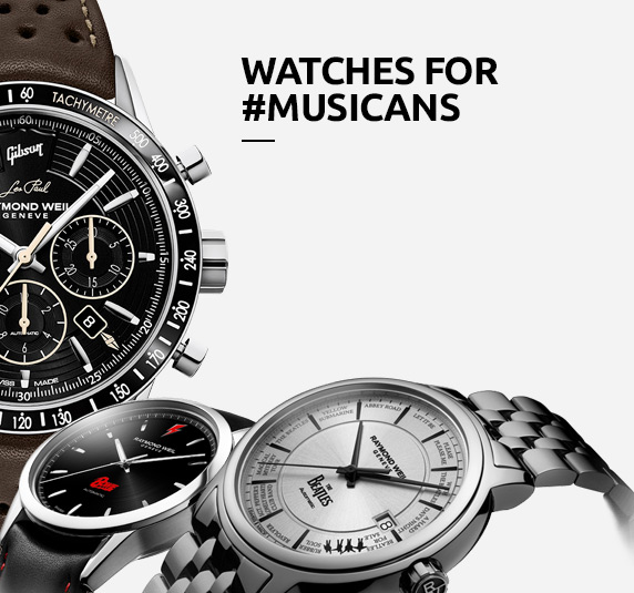watches for musicans