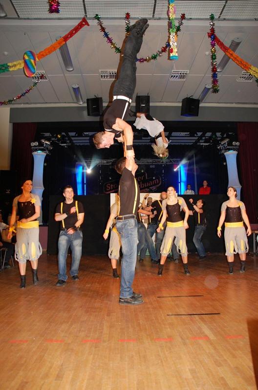Members of Dance