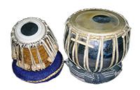 J.I.N教室(東京・軽井沢・福岡)で受講できるインドの楽器タブラ
