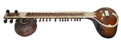 J.I.Nの通信講座で受講できる楽器シタール