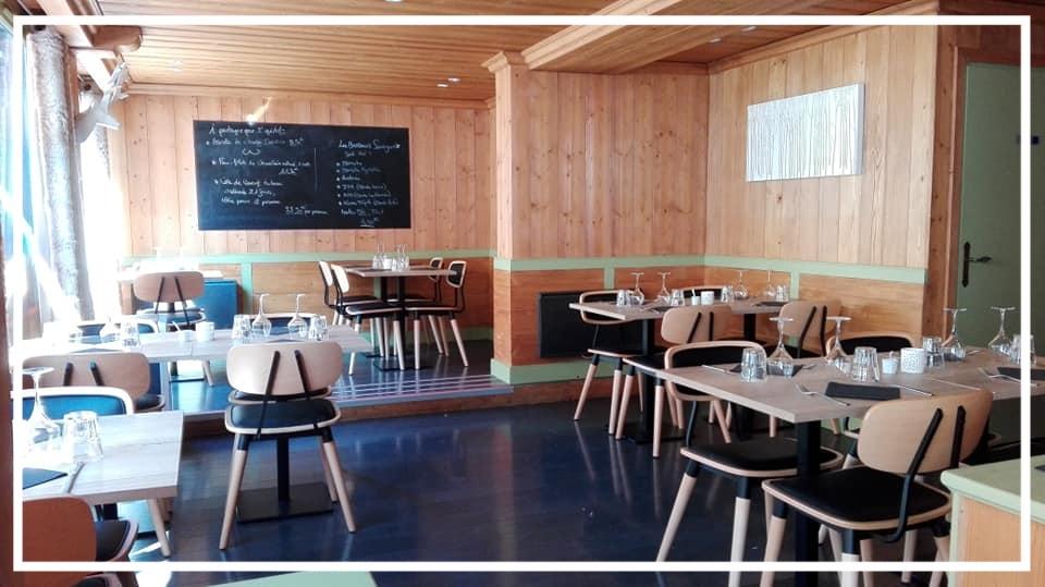 La salle du Chat Touilleur #SalleRestaurant #1