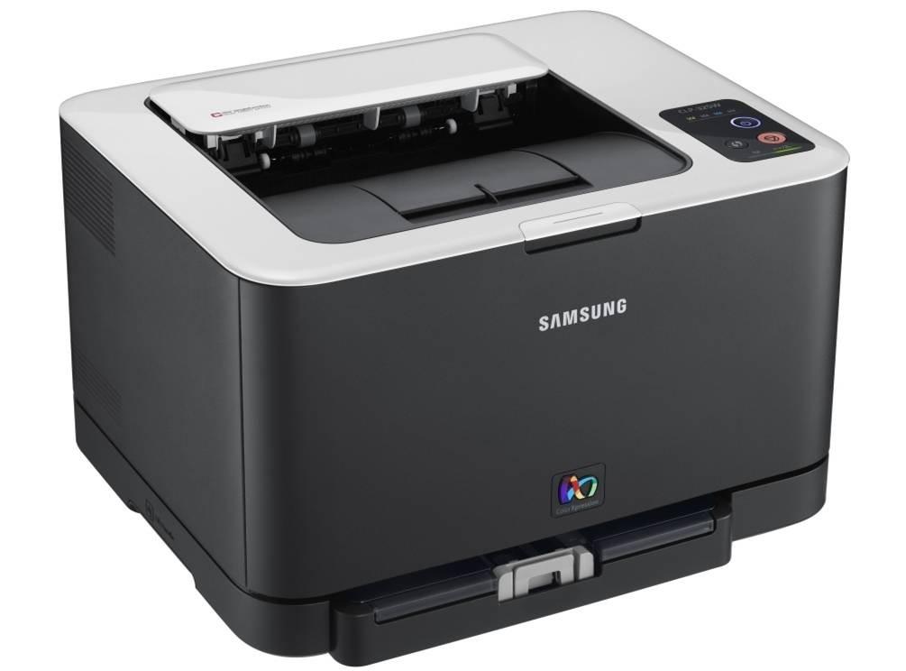 Samsung CLP325