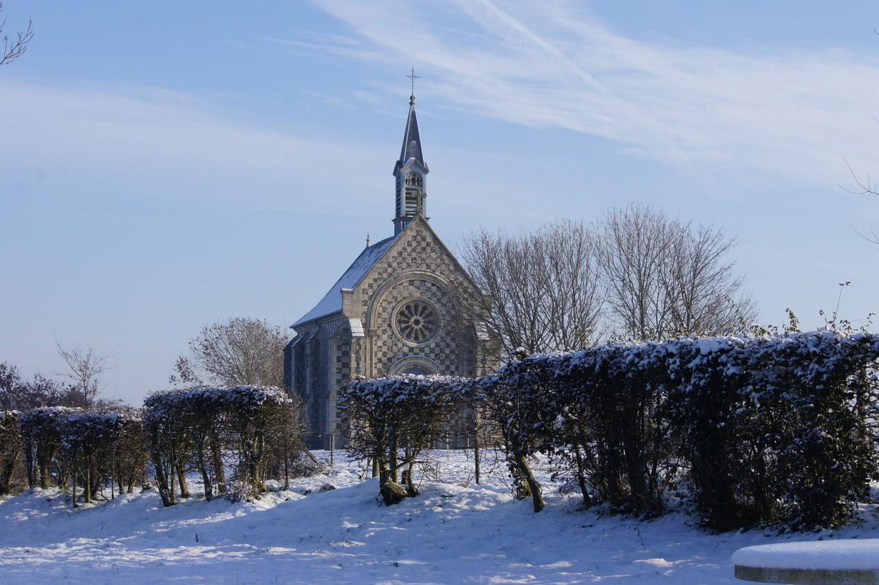 """la chapelle Saint Valery dite """"des marins"""""""