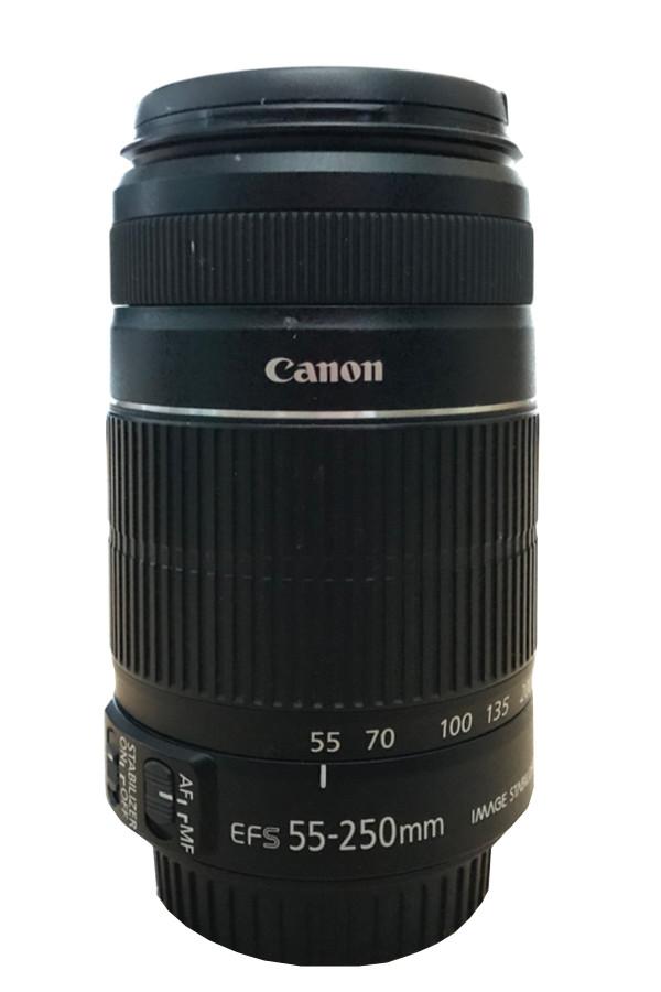 Canon EF-S 55-250mm 1:4.0-5.6 IS II
