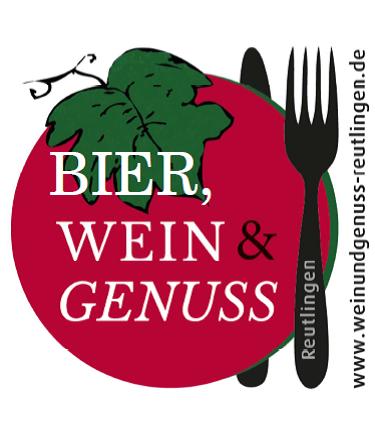 Logo Bier, Wein und Genuss Reutlingen 2017