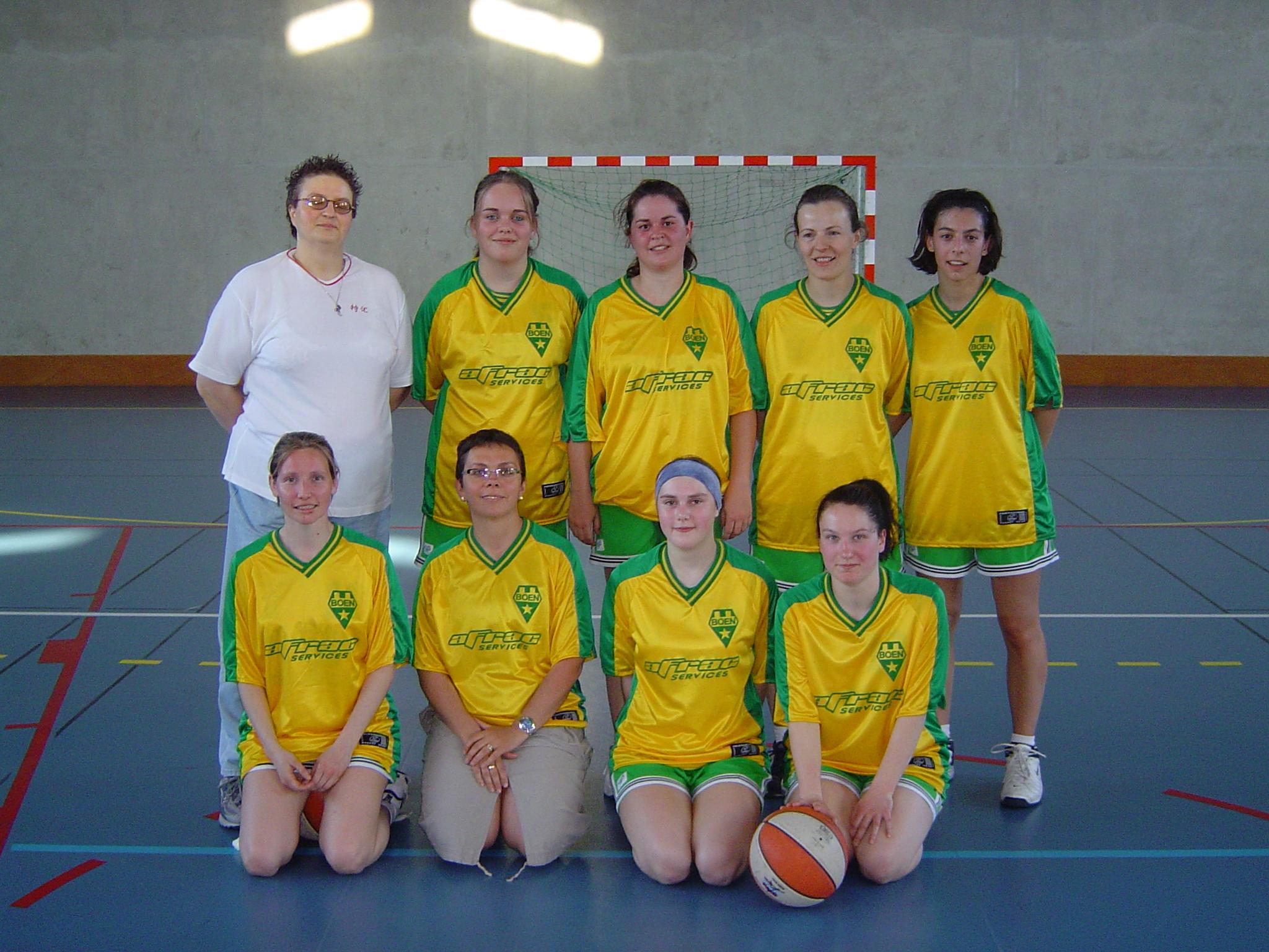 Féminines 2006-2007