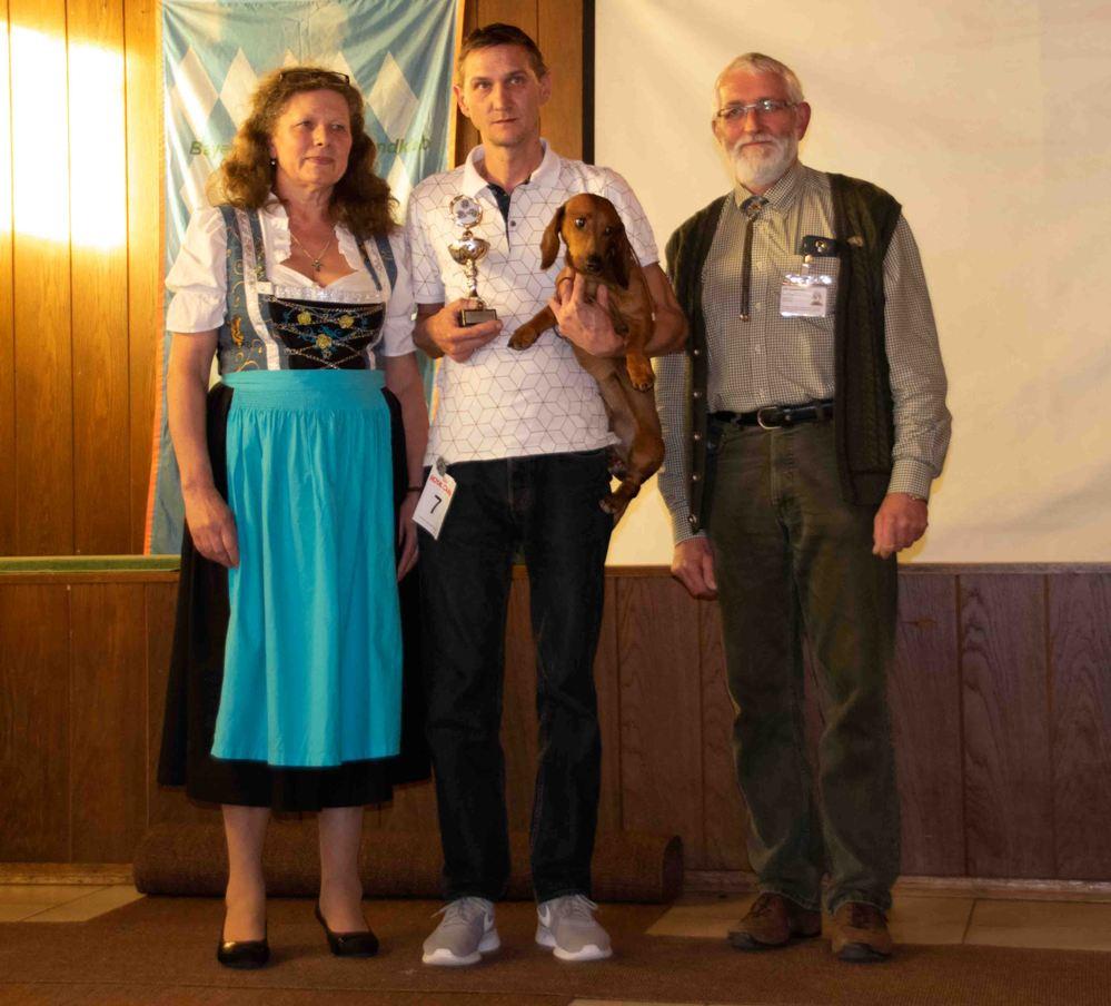 Tagessieger wurde Isidor von der Martinskirche