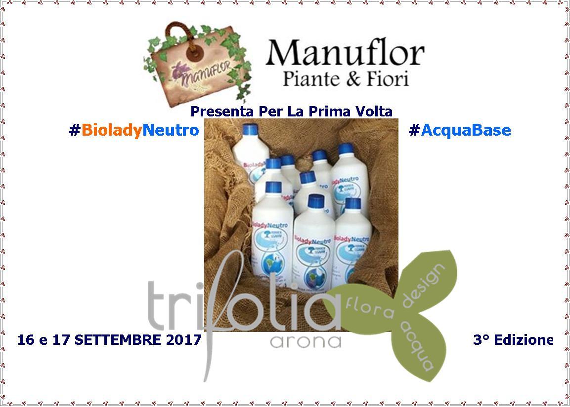 Trifolia Arona 2017 - 3° Edizione - #Manuflor e le Sue Magnolie.... #BioladyNeutro #AcquaBase