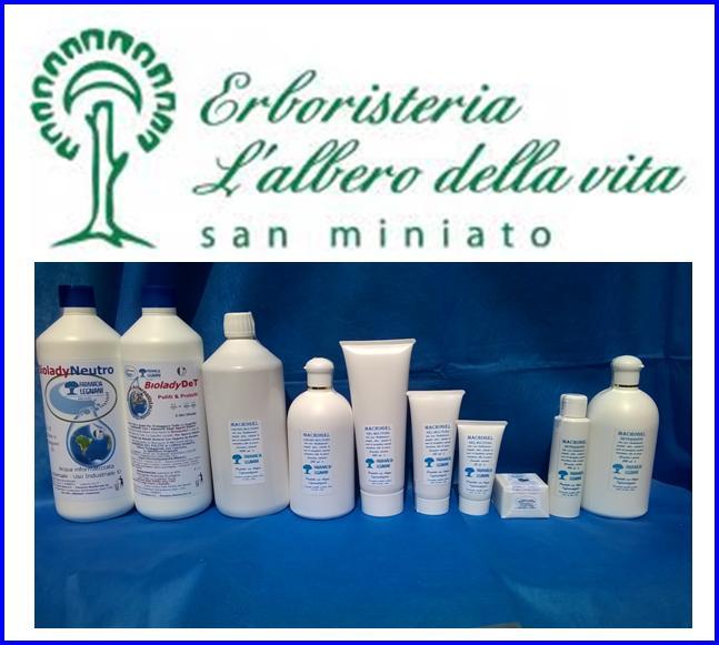 1999 - 2017 L'Erboristeria L'Albero Della Vita, Prosegue Con #AcquaBase