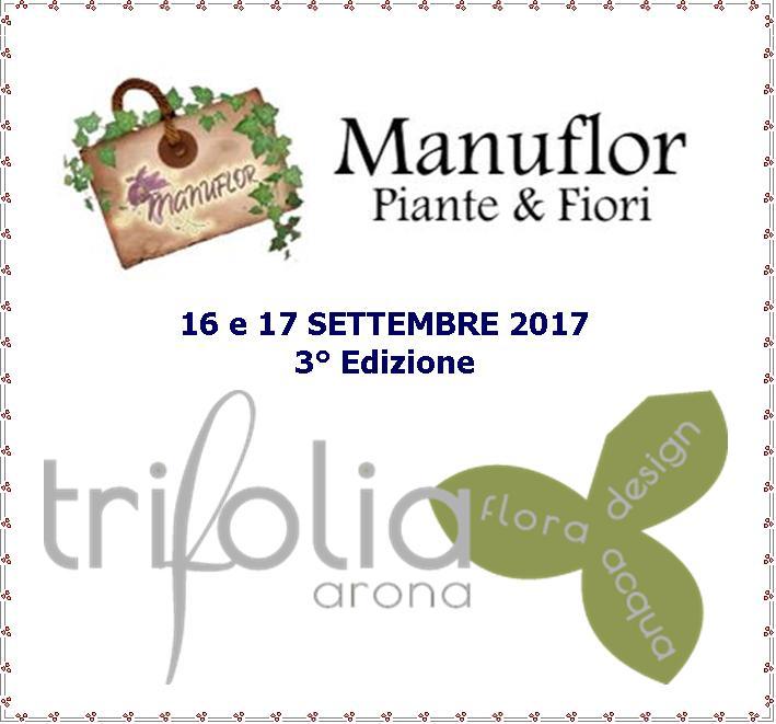 #Manuflor Piante & Fiori - in Un Km Quadrato a Tema Flora, Acqua e Design.....