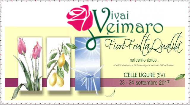 """Fiori Frutta Qualità'"" 23-34 Settembre 