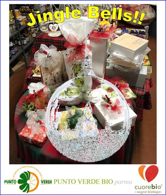 🎄Jingle Bells!! ❄️è arrivato il Natale!! Il Punto Verde di Parma vi aspetta...