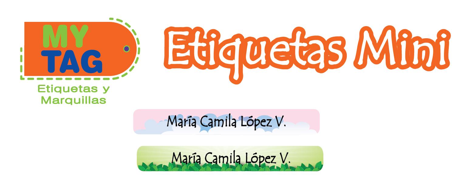 My Tag Marquillas Y Etiquetas Personalizadas My Tag Marquillas Termoadhesivas Para Ropa