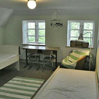 Schlafzimmer 2 im DG