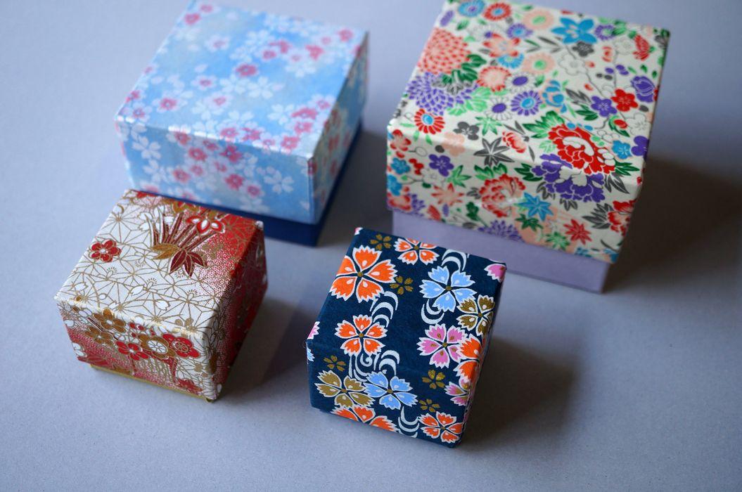 和紙や小間紙の貼り箱を通じて問題解決を図るパッケージ×デザイン展に出展