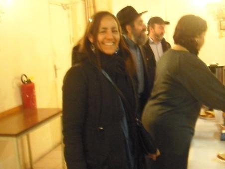 Samira, Créteil, Rabin Haim Amar de Drancy, un fidèle de la cité de Drancy.