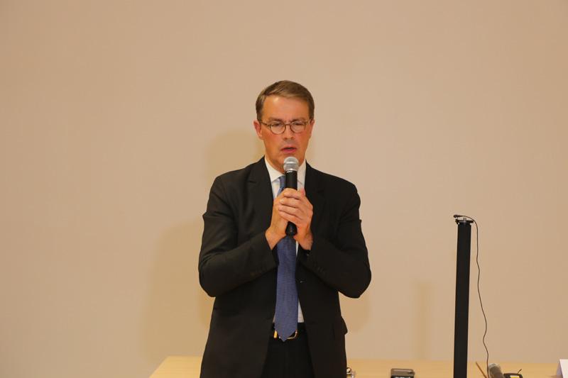 Patrick BLOCHE, ex-député, maire-adjoint, Mairie de Paris
