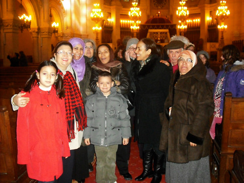 Qui est mon voisin qui est ma voisine activite culture en partage Synagogue de la Victoire paris dim 31 janvier 2010 gogue de la Victoire.