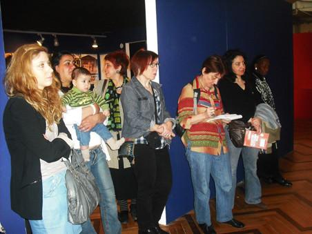 Culture et plaisir en partage, 25 avril 2010 : CITÉ DE L'IMMIGRATION un siècle d'immigration maghrébine en France.