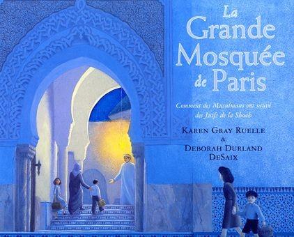 """Livre """"Les musulmans pendant l'occupation""""."""