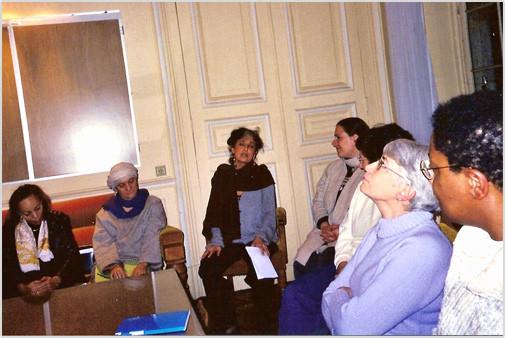 Première réunion publique, mairie du 12ème.