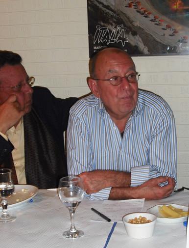 Dîner débat du 21 septembre sur la coexistence judéo musulmane- Nabil Farrès.