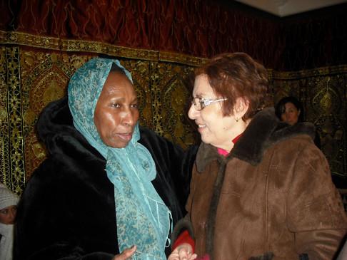 Qui est mon voisin qui est ma voisine activite culture en partage MOSQUÉE DE PARIS dim 31 janv 2010.