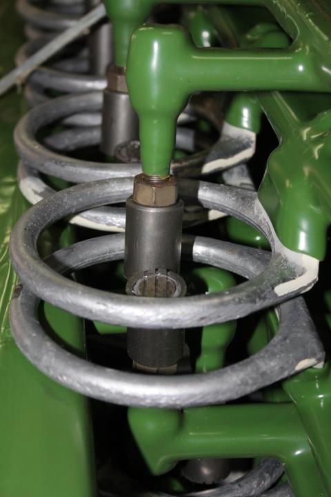 Doppelhilfsanode/Magnet-Gestelle