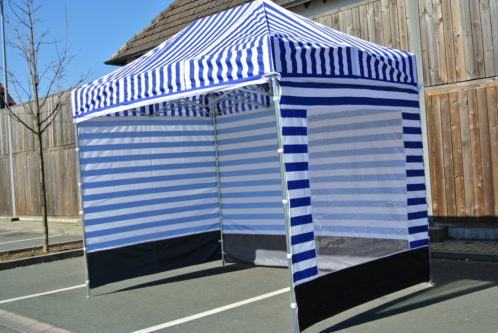 Seitenfenster für Zelt