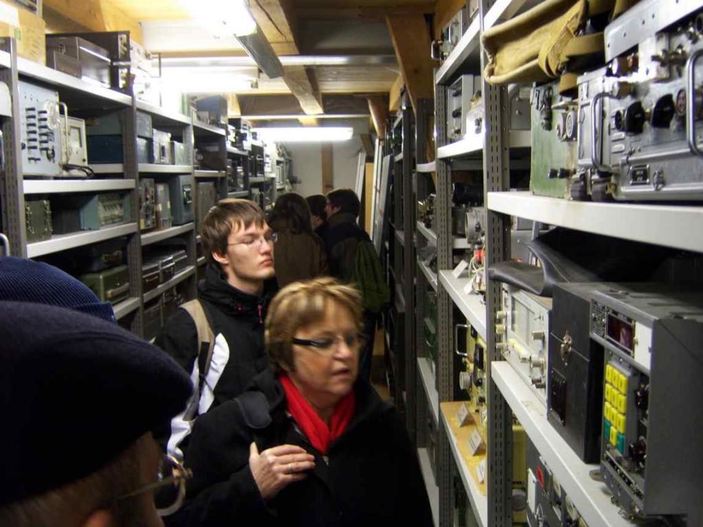 Im Fundus des Grenzlandmuseums