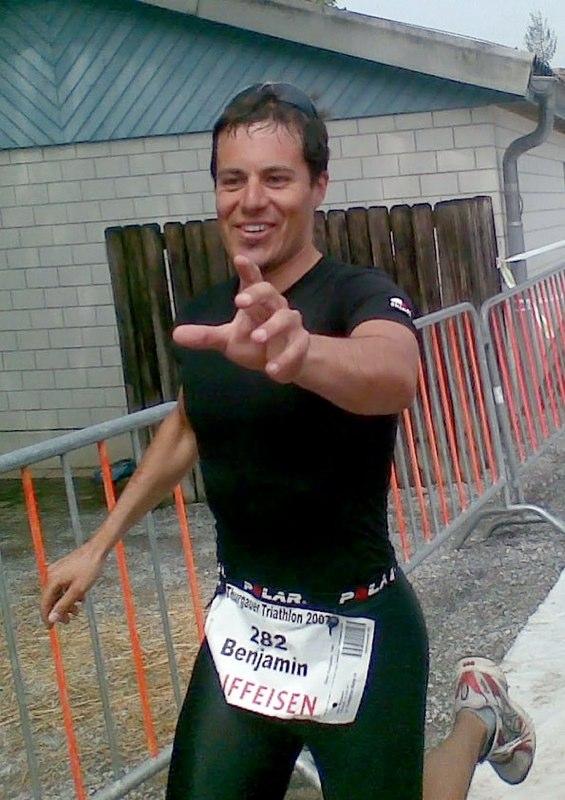 2008 Benjamin Baer