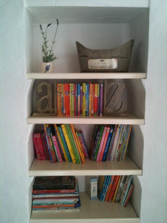 De la lecture pour les enfants