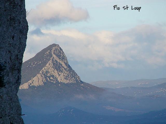 Le Pic St Loup